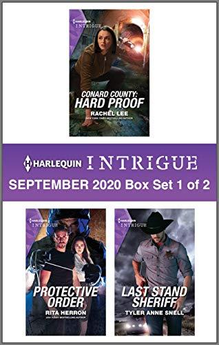 Harlequin Intrigue September 2020 - Box Set 1 of 2 Rachel Lee , Rita Herron, et al.