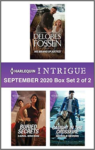 Harlequin Intrigue September 2020 - Box Set 2 of 2 Delores Fossen , Carol Ericson, et al.
