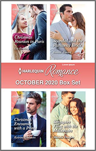 Harlequin Romance October 2020 Box Set Liz Fielding, Donna Alward, et al.