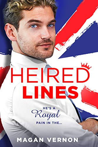 Heired Lines  Magan Vernon