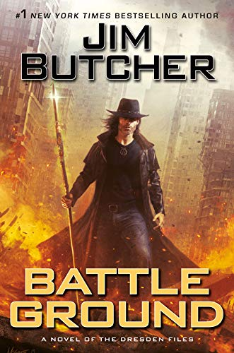 Battle Ground (Dresden Files Book 17) Jim Butcher