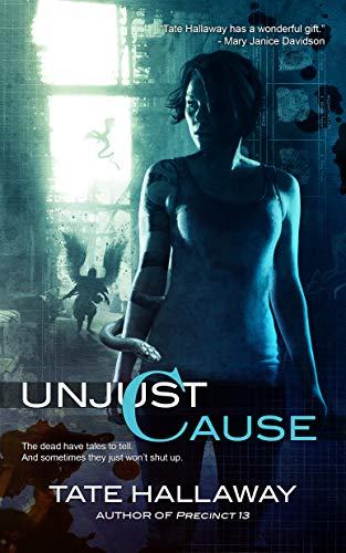 Unjust Cause (Alex Connor Series Book 2)  Tate Hallaway