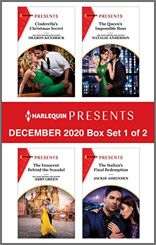 Harlequin Presents - December 2020 - Box Set 1 of 2 Abby Green, Jackie Ashenden, et al.