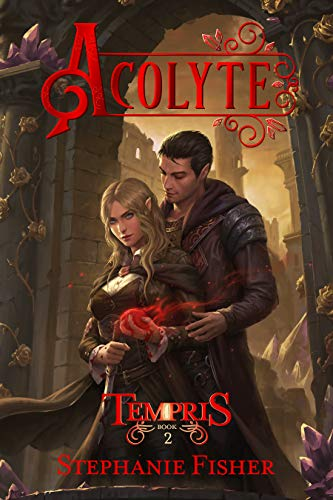 Acolyte (Tempris Book 2)  Stephanie Fisher