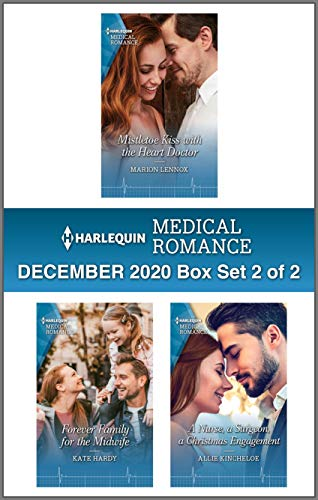 Harlequin Medical Romance December 2020 - Box Set 2 of 2 Marion Lennox , Kate Hardy, et al.