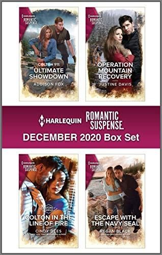 Harlequin Romantic Suspense December 2020 Addison Fox, Cindy Dees , et al.