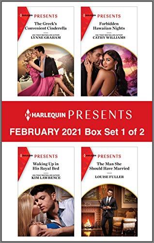 Harlequin Presents - February 2021 - Box Set 1 of 2 Lynne Graham , Kim Lawrence, et al.
