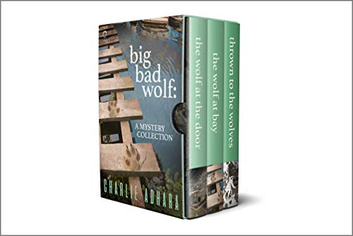 Big Bad Wolf Collection: Male/Male Paranormal Mystery Stories  Charlie Adhara