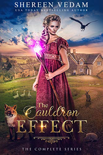 The Cauldron Effect: The Complete Series Shereen Vedam