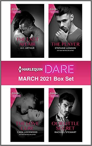 Harlequin Dare March 2021 Box Set A.C. Arthur, Cara Lockwood, et al.