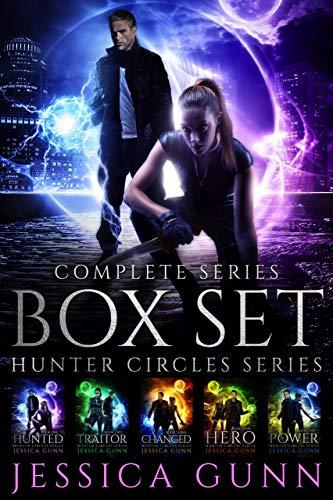 Hunter Circles Series Complete Boxset: An Urban Fantasy Adventure Jessica Gunn
