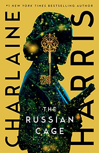 The Russian Cage (Gunnie Rose Book 3) Charlaine Harris
