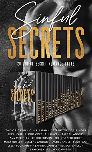 Sinful Secrets: A Contemporary Romance Boxed Set Taylor Dawn , C. Hallman , et al.