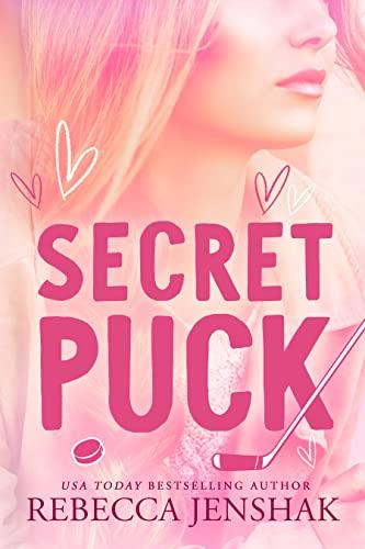 Secret Puck (Campus Nights Book 1) Rebecca Jenshak