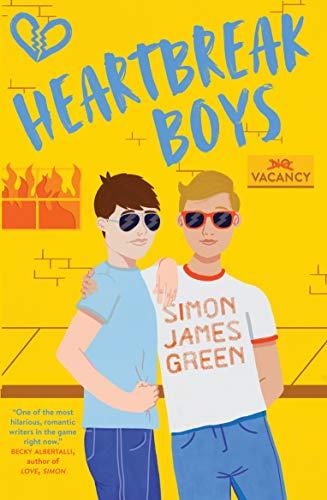 Heartbreak Boys Simon James Green