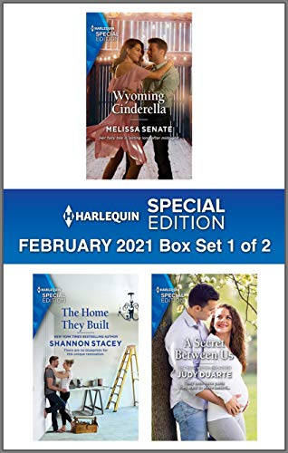 Harlequin Special Edition February 2021 - Box Set 1 of 2 Melissa Senate, Shannon Stacey, Judy Duarte