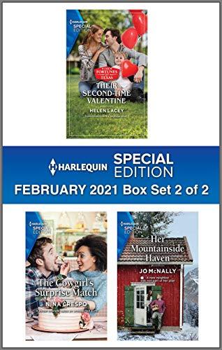 Harlequin Special Edition February 2021 - Box Set 2 of 2 Helen Lacey, Nina Crespo, et al.