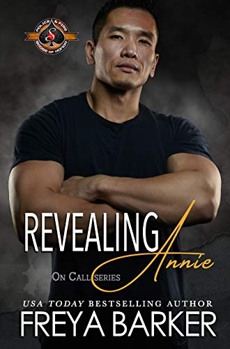 Revealing Annie (Police and Fire: Operation Alpha) (On Call Book 5) Freya Barker and Operation Alpha