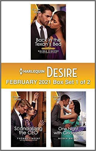 Harlequin Desire February 2021 - Box Set 1 of 2 Naima Simone, Yvonne Lindsey, et al.