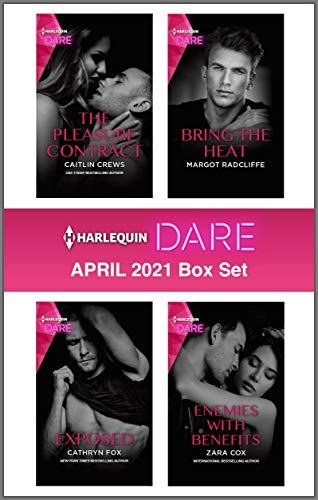 Harlequin Dare April 2021 Box Set Caitlin Crews, Cathryn Fox , et al.