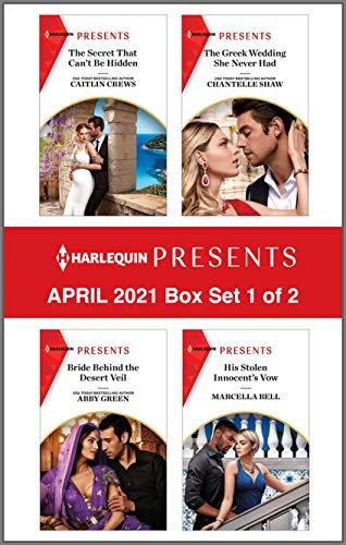 Harlequin Presents - April 2021 - Box Set 1 of 2 Caitlin Crews, Abby Green, et al.