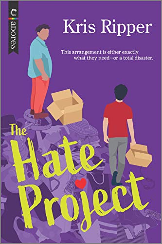The Hate Project: An LGBTQ Romcom (The Love Study Book 2) Kris Ripper
