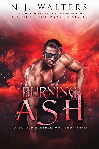 Burning Ash (Forgotten Brotherhood Book 3) N.J. Walters