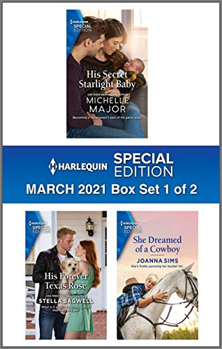 Harlequin Special Edition March 2021 - Box Set 1 of 2 Michelle Major, Stella Bagwell, et al.