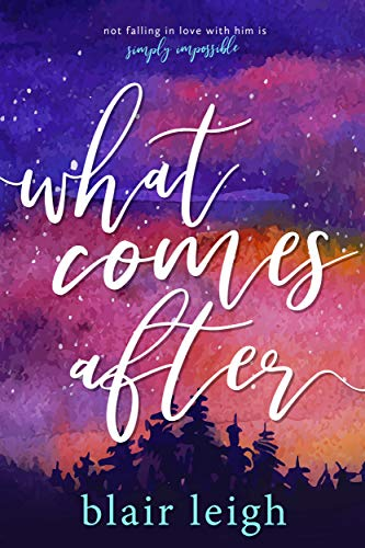 What Comes After Blair Leigh