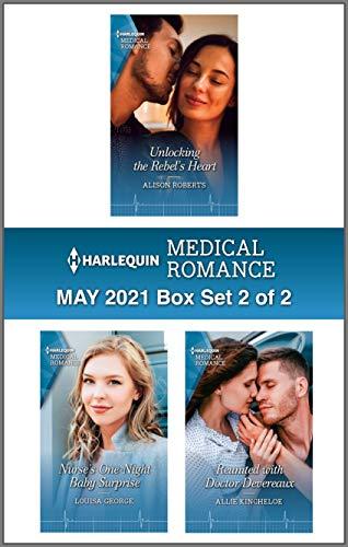 Harlequin Medical Romance May 2021 - Box Set 2 of 2 Alison Roberts, Louisa George , et al.