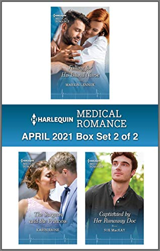 Harlequin Medical Romance April 2021 - Box Set 2 of 2 Marion Lennox , Karin Baine, et al.