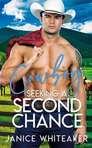 Cowboy Seeking a Second Chance (Cowboy Classifieds Book 2) Janice Whiteaker