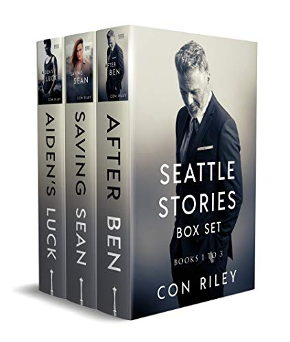 The Seattle Stories Box Set: Contemporary Gay Romance Novels Con Riley