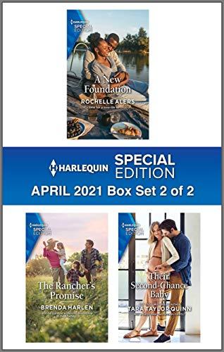 Harlequin Special Edition April 2021 - Box Set 2 of 2 Rochelle Alers, Brenda Harlen , et al.