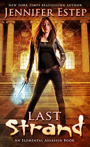 Last Strand: An Elemental Assassin book Jennifer Estep
