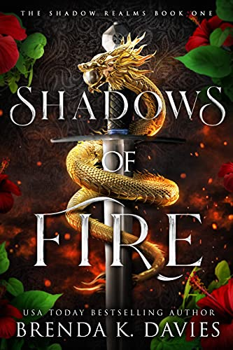 Shadows of Fire (The Shadow Realms Book 1) Brenda K. Davies