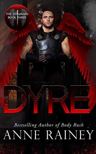 Dyre (Zenarians Book 3) Anne Rainey