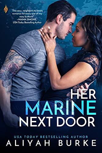 Her Marine Next Door Aliyah Burke