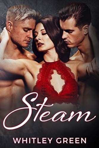 Steam (The Sizzle TV Series Book 4) Whitley Green