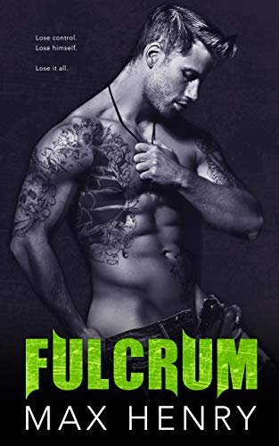 Fulcrum (Dark Tide Book 4) Max Henry