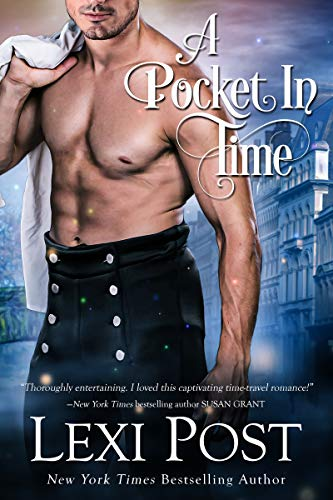 A Pocket In Time (Time Weavers, Inc. Book 2) Lexi Post