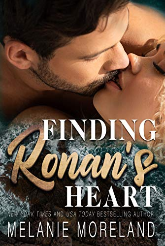 Finding Ronan's Heart (Vested Interest: ABC Corp Book 2) Melanie Moreland
