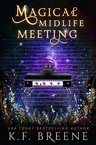 Magical Midlife Meeting: A Paranormal Women's Fiction Novel (Leveling Up Book 5) K.F. Breene