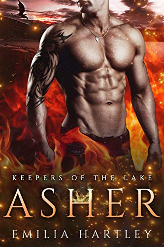 Asher (Keepers Of The Lake Book 4) Emilia Hartley