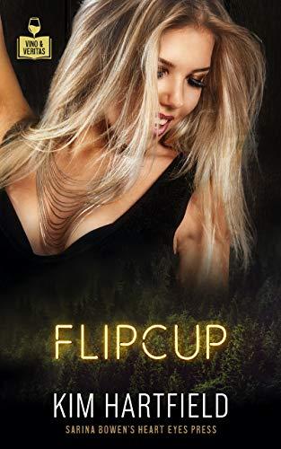 Flipcup (The Women of Vino and Veritas) Kim Hartfield and Heart Eyes Press LGBTQ