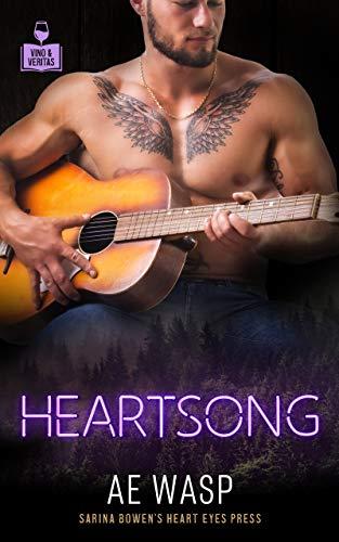 Heartsong (Vino and Veritas) A.E. Wasp and Heart Eyes Press LGBTQ
