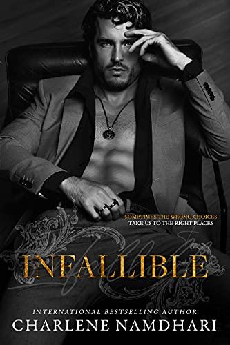 Infallible (Serendipity Book 3) Charlene Namdhari