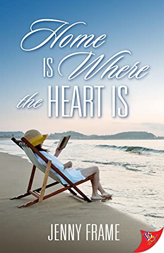 Home Is Where the Heart Is (A Rosebrook Romance Book 2) Jenny Frame