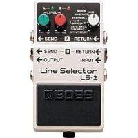 BOSS LS -2 Line Selector