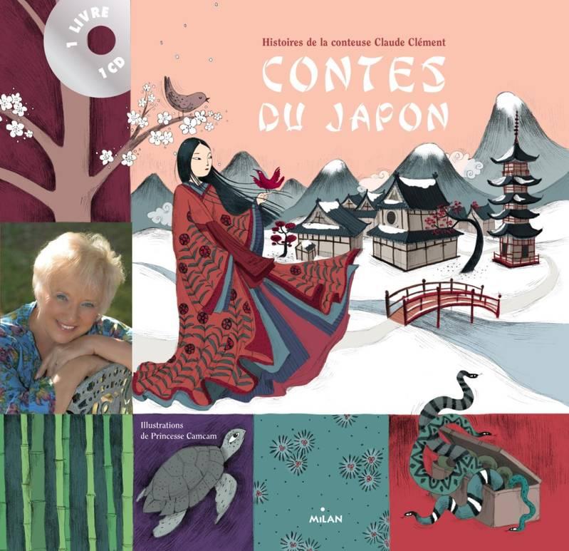 """Résultat de recherche d'images pour """"les contes du japon claude clément"""""""